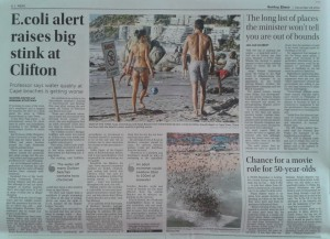 Sunday Times 28.12.2014