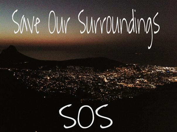 saveoursurroundings